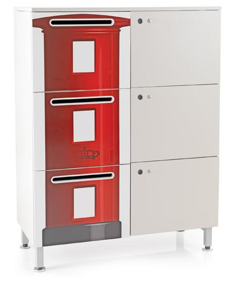 Hive Personal Storage Lockers