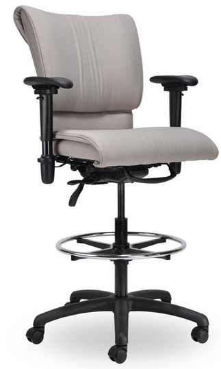Executive, Management Seating for Use at Standing Desk