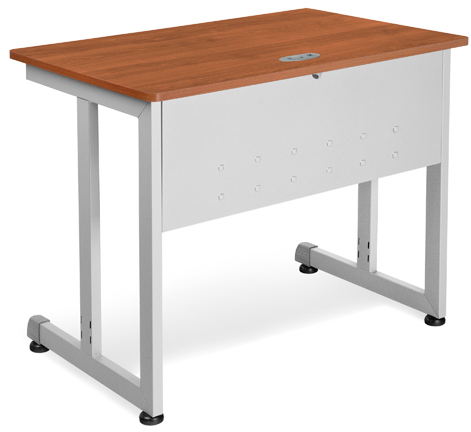 C-Leg Training Table with dual uprights
