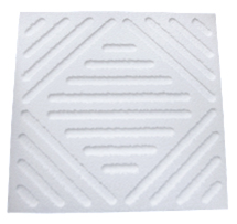 Apply Sound Absorbing Panels directly to walls and cut noise and reverberation instantly.