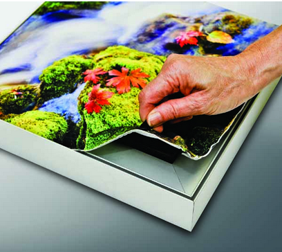 Decorate your wall and get a much quieter space/room at the same time with Art Absorbing Art Work