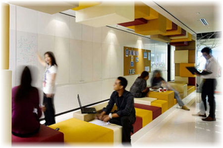 ReMarkable™ Coating - turn any wall into a collaborative, creative work area