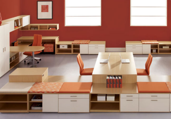 0083 - Corporate Interiors - Systems Furniture - Business Expertise