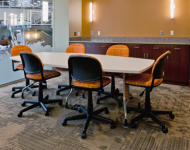 0125 - Small Conference Room Table