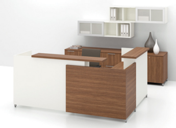 Superior 0132   Receptionist Desk, Reception Desk, Lobby Furniture