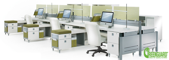System Furniture Promote Employee Collaboration