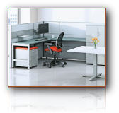 0079 - Systems Furniture - Cubicles - Low Height Work Stations
