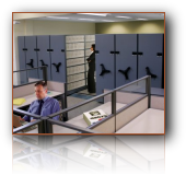 0108 - High Density Storage Systems - Filing & Storage